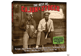 VARIOUS - The Best Of Cajun & Zydeco - (CD)