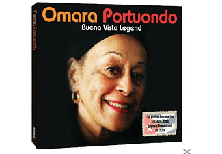 Omara Portuondo - Buena Vista Legend - (CD)