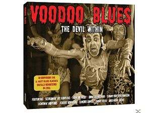VARIOUS - Voodoo Blues - The Devil Within - (CD)