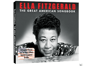Ella Fitzgerald - The Great American Songbook - (CD)