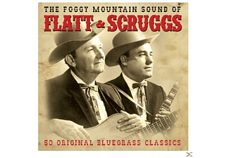 Flatt & Scruggs - Foggy Mountain Sound - (CD)