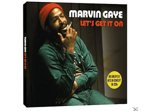 Marvin Gaye - Let's Get It On...His Greatest Hits In Concert - (CD)