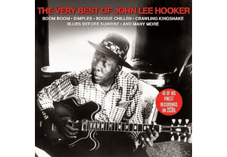 John Lee Hooker - The Very Best Of (CD)