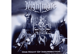 Nightmare - One Night Of Insurrection - (CD + DVD Video)