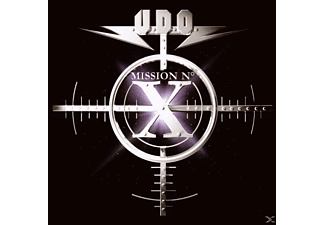 Udo - Mission No.X - (CD)
