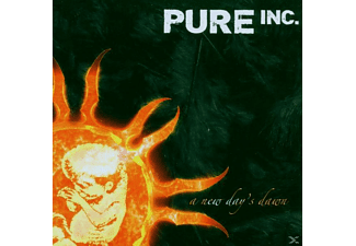 Pure Inc. - A New Day's Dawn [CD]