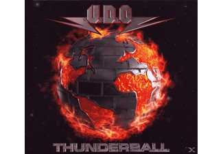 Udo - Thunderball (Ltd.Digibook) - (CD)