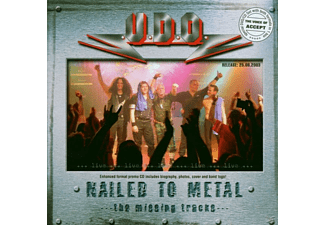 Udo - Nailed To Metal [CD]