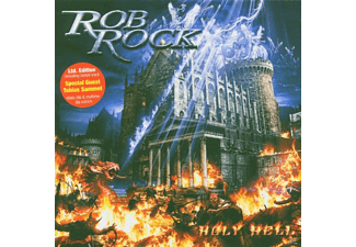 Rob Rock - Holy Hell [CD]