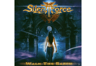 Silent Force - Walk The Earth - (CD)