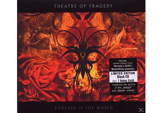 Theatre - Forever Is The World [Ltd.Edt.] - (CD)