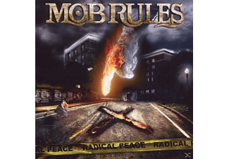 Mob Rules - Radical Peace - (CD)