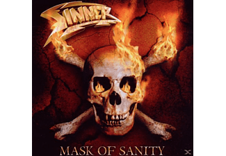 Sinner - Mask Of Sanity - (CD)