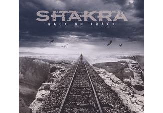 Shakra - Back On Track (Ltd. Digipak) - (CD)