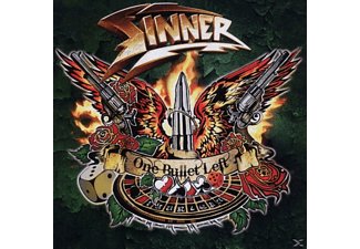 Sinner - One Bullet Left - (CD)