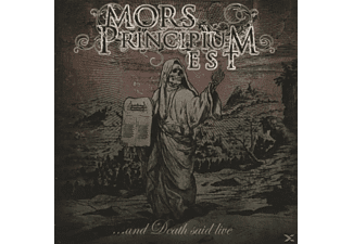 Mors Principium Est - ...And Death Said Live - (CD)