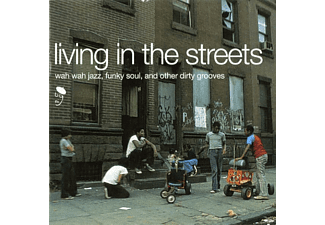 VARIOUS - Living In The Streets - (Vinyl)