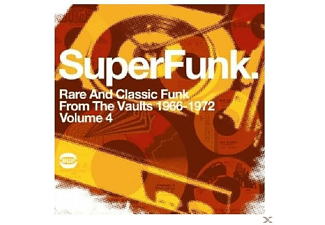 VARIOUS - Super Funk Vol.4 [Vinyl]