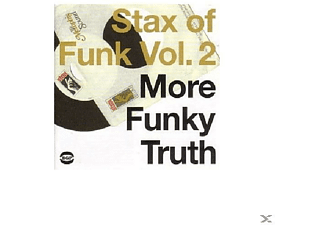 VARIOUS - Stax Of Funk Vol.2 [Vinyl]