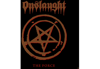 Onslaught - The Force (Re-Release) [CD]