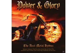 VARIOUS - Power & Glory - (CD)