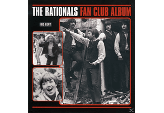 The Rationals - Fan Club Album - (Vinyl)