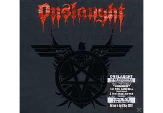 Onslaught - Sounds Of Violence (Ltd.Digipak) - (CD)