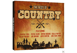 VARIOUS - The Best Of Country - (CD)