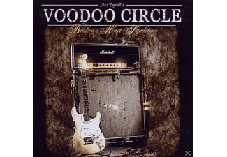 Voodoo Circle - Broken Heart Syndrome - (CD)