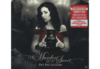 The Murder Of My Sweet - Bye Bye Lullaby (Digipak) - (CD)