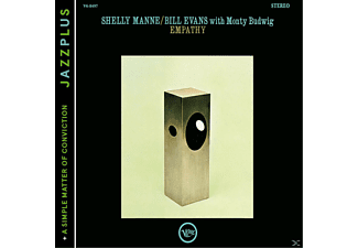 Bill Evans, Shelly Manne, Monty Budwig, Eddie Gomez - Empathy & A Simple Matter Of Conviction [CD]