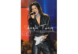 Shania Twain - Up! Close And Personal - (DVD)