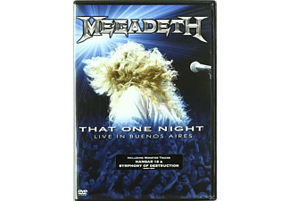 Megadeth - That One Night: Live In Buenos Aires - (DVD)