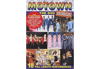 VARIOUS - Motown - The Dvd: Definitive Performances - (DVD)