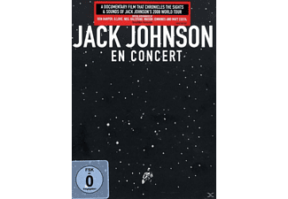 Jack Johnson - En Concert - (DVD)