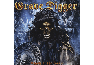 Grave Digger - Clash Of The Gods - (CD)