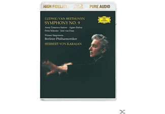 VARIOUS, Berliner Philharmoniker - Sinfonie 9  (Pure Audio) - (Blu-ray Audio)