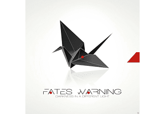 Fates Warning - DARKNESS IN A DIFFERENT LIGHT - (CD)