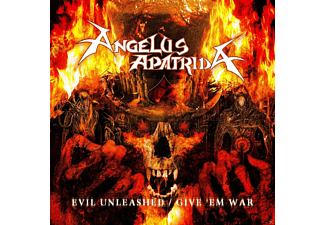 Angelus Apatrida - Evil Unleashed/Give 'em War [CD]