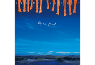Paul McCartney - Off The Ground - (CD)