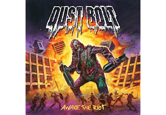 Dust Bolt - Awake The Riot - (CD)