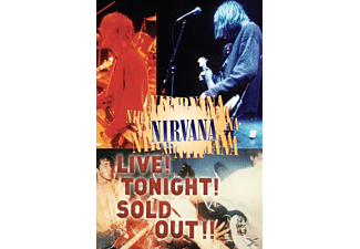 Nirvana - Live! Tonight! Sold Out! - (DVD)