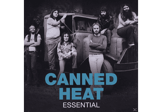 Canned Heat - ESSENTIAL - (CD)