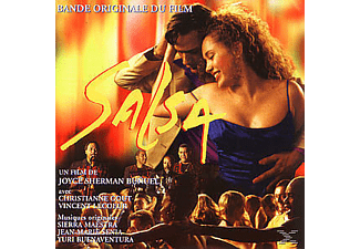 The Original Soundtrack, OST/VARIOUS - Salsa & Amor - (CD)