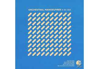OMD - Orchestral Manovers In The Dark-Remastered - (CD)