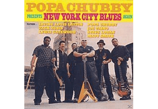 Popa Chubby - New York City Blues Again [CD]