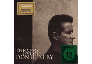 Don Henley - The Very Best Of (Ltd.Deluxe Edt.) [CD + DVD Video]