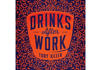Toby Keith - Drinks After Work [CD]