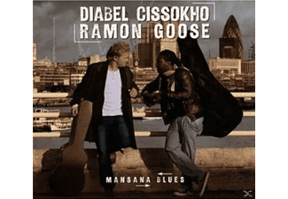CISSOKHO/GOOSE - Mansana Blues - (CD)