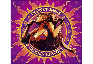 Scott Beverly Jo - Planet Janis - (CD)